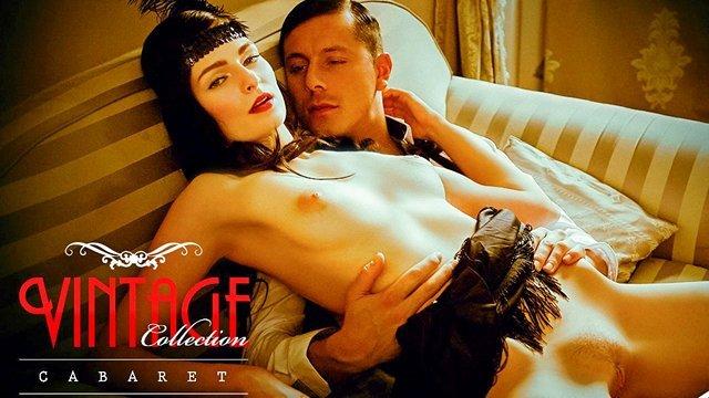 Смотреть Порно без Регистрации Красивое винтажное порно в стиле берлинского кабаре 30-х годов видео